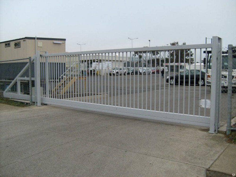 Раздвижные ворота купить новотроицк комплектующие для ворот фото