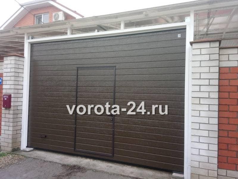 построить красивый гараж